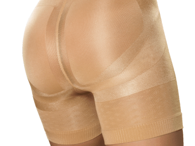 Revolution Shapewear Short Beige 140 den