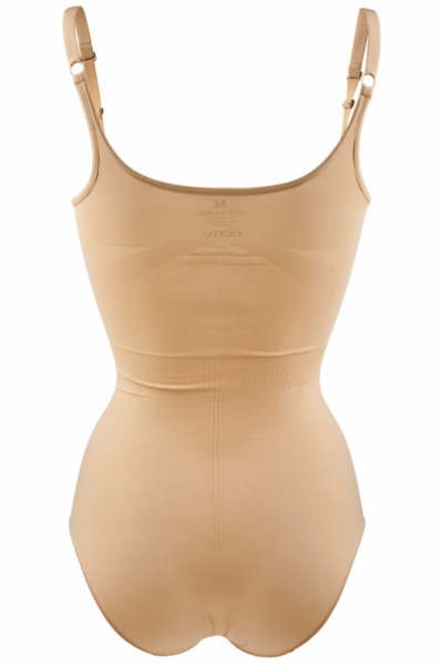 The Magic Body Seamless Shaping Body Beige