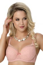 Abbi Padded Bra Rose Pink