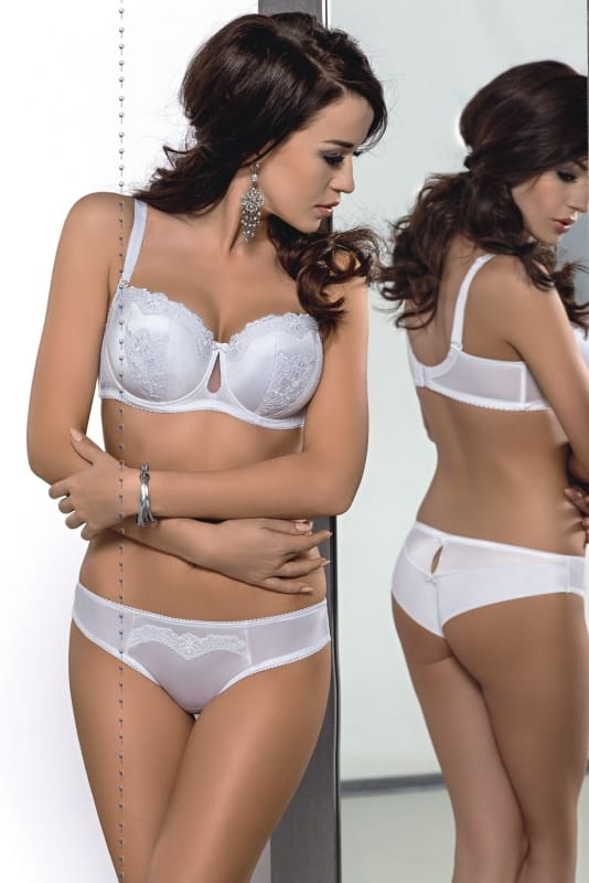 25ef845471 Gorsenia Abigail Brazilian Brief White