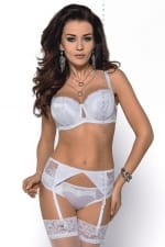 Abigail Brazilian Brief White