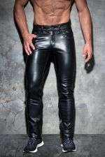 Fetish long pant black