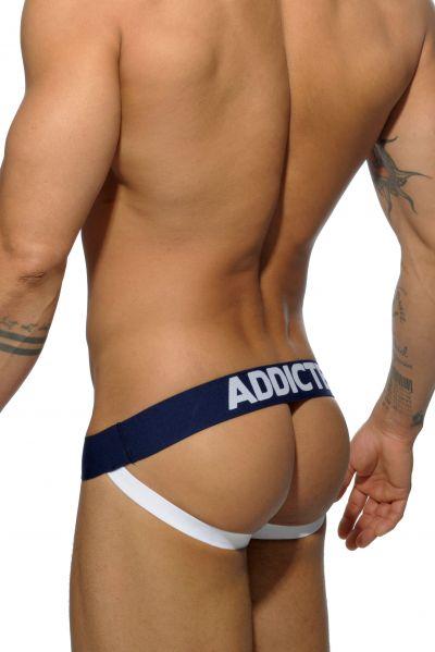 Addicted Mesh jock 3-pack Jockstrap 80% Polyamide, 15% Elastane, 5% Cotton S-3XL AD479P