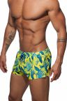Addicted Plants swim shorts yellow-thumb Swim shorts 80% Polyester, 20% Elastane S-3XL ADS140