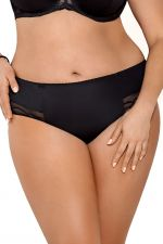 Adele High Brief Black