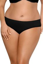 Adele Low Brief Black