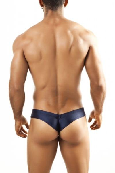 Joe Snyder Underwear Shining Mini Cheek brief Navy JS22 Mini Cheek brief 80% polyamide, 20% Lycra<br> S-XL JS22_navy