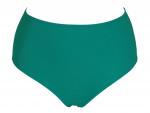Amalfi Maxi Bikini Brief Teal
