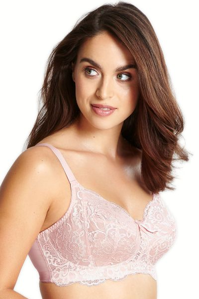 Andorra Non Wired Full Cup Bra Soft Blush