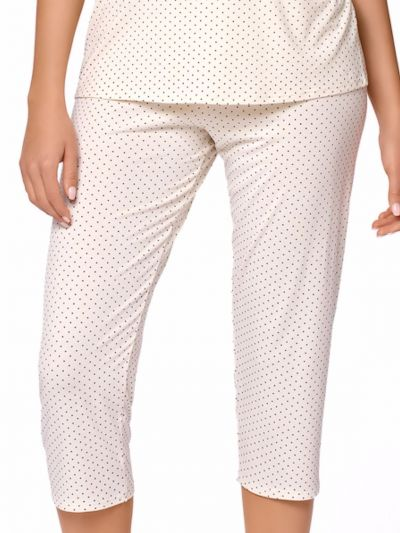 Anna Pyjama Set Ivory