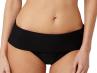 Anya Fold Bikini Pant Black-thumb