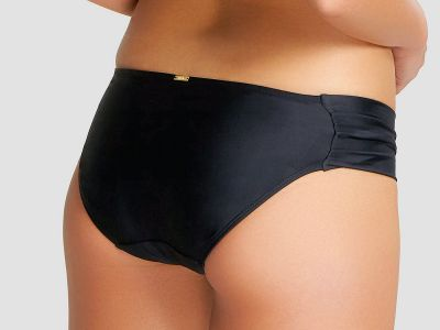 Panache Swimwear Anya Riva Gather Pant Black  XS-3XL SW1306-BLK