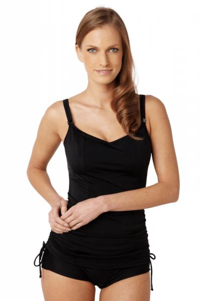 Anya Bikini Short Black