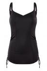 Panache Swimwear Anya Tankini Black-thumb  65-95, D-J SW0881