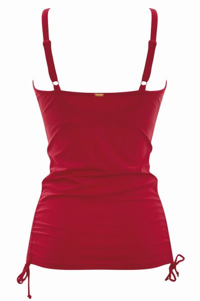 Anya Tankini Red
