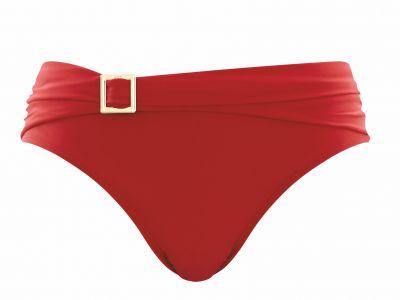 Anya Classic Bikini Pant Red