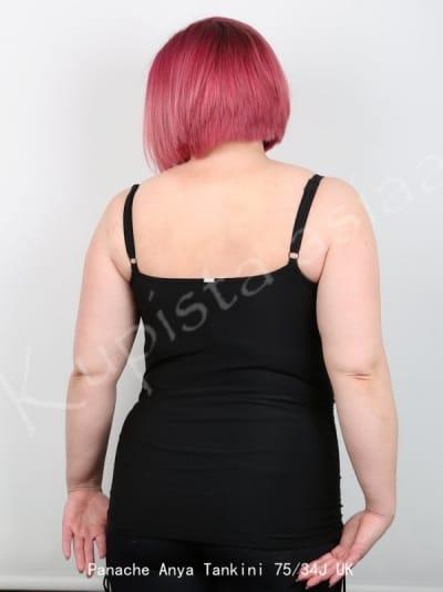Panache Swimwear Anya Tankini Black  65-95, D-J SW0881