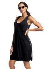 Argo Dress Black Gold