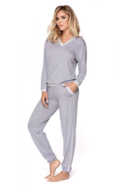Argo Pyjama Set Grey Silver