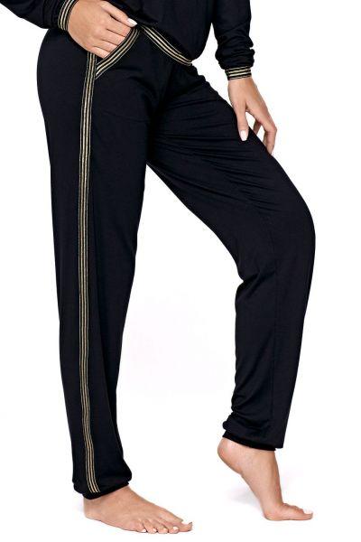 Argo Pyjama Set Black Gold
