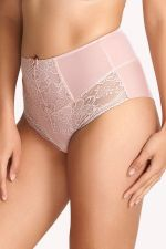 Arla High Waist Brazilian Pearl Blush