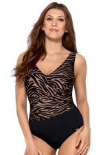 Savanni One-Piece Swimsuit Animal Print