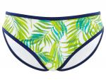 Avril Classic Bikini Pant Palm Print