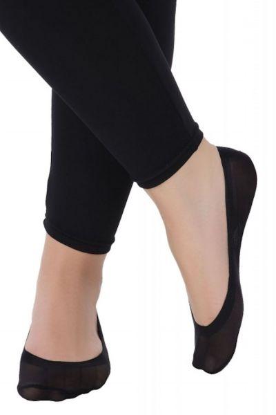 Ballerina socks Black