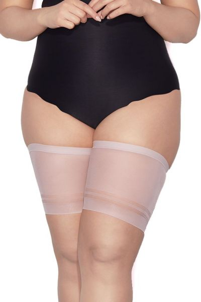 Bandaski Thigh Protection Band Pink