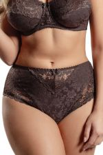 Beate Midi Briefs Chocolate