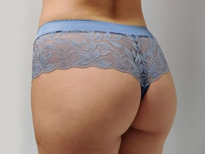 Plaisir Beate Brazilian Niagara Brazilian brief with wide waist band 42-54 447-11-NIA