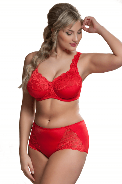 Beate Hipster Brief Red