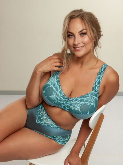 Beate Full Cup Bra Arctic