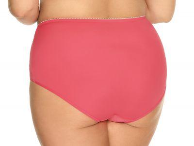 Gaia Lingerie Beatrice Briefs Coral Midi brief with normal waist L/40 - 4XL/48 GFM-949-KOR-FM