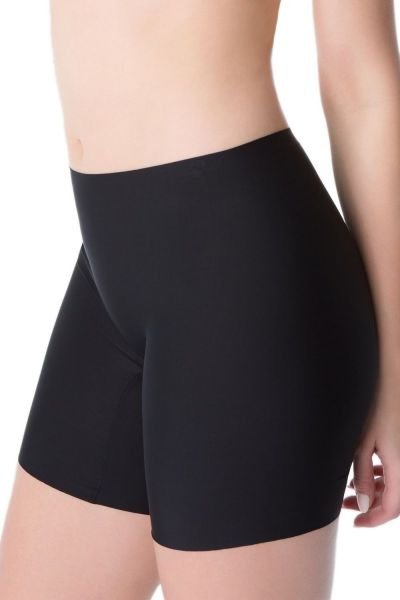 Bermuda Comfort Legged Briefs Black