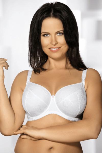 Blois Underwired Nursing Bra White