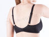 Blois Underwired Nursing Bra Black-thumb