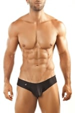 Bulge Cheek Boxer Black BUL06