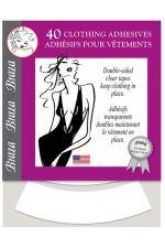 Braza Clothing Adhesives 40 strips