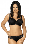 Breeze Full Cup Bra Black-thumb