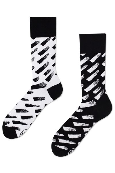 Brush Strokes Regular Socks 1 pair