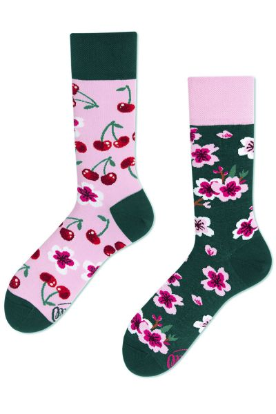 Cherry Blossom Regular Socks 1 pair