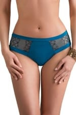 Cleo Mini Brief Dark Turquoise