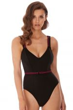 Club Envy Soft Swimsuit Black