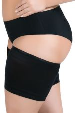 Comfort Thigh Bands Black