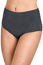 Micro Cooling Maxi Brief Dark Grey
