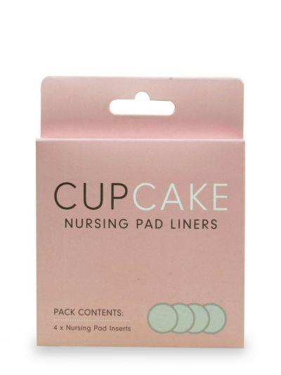 Cupcake Nursing Pad Liners 2 pairs