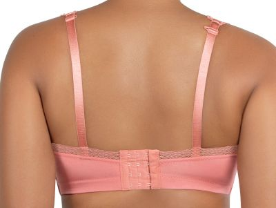 Parfait Lingerie Dalis Bralette Pink Blush Non-wired, non-padded bralette 65-90, D-G P5641-PIB