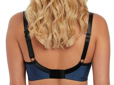 Deco Amore Plunge Bra Midnight