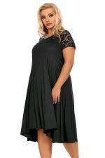 Elimar Nightdress Black